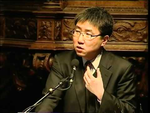 WRR - Ha-Joon Chang - Globalization and the role of the State - WRR Lecture 2008