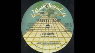 Pretty Tony  -  Get some