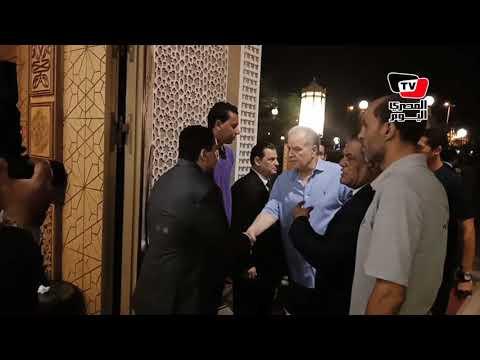 سيف زاهر وهانى زادة وعبد الناصر زيدان في عزاء سيف العماري  - 02:21-2018 / 7 / 24