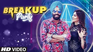 Breakup Party Diljeet Bilaspuriya Full Song Johny Vickk Neeraj Campwala Latest Punjabi Songs