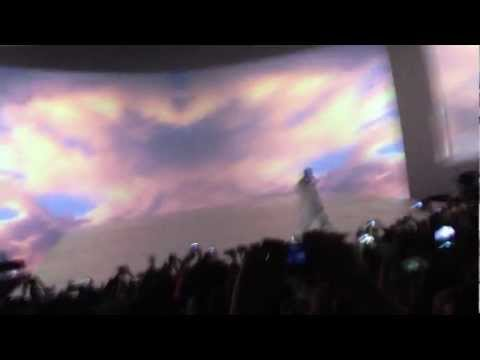 Kanye West - Jesus Walks Live Performance Hammersmith Apollo London 23/02/13