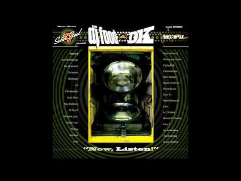 """Solid Steel Presents Dj Food & Dk - """"Now, Listen!"""" Part 4"""