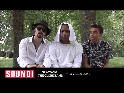 Soundi-TV: Gracias & The Globe Band