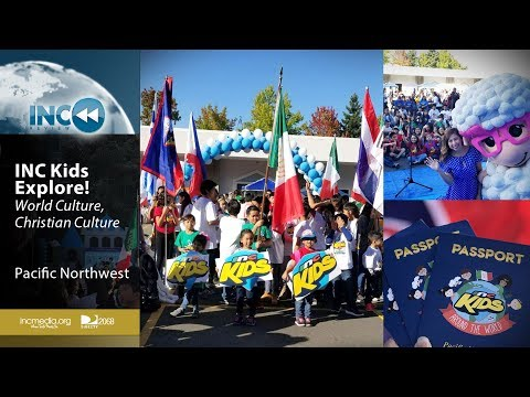 INC Kids Explore! World Culture, Christian Culture | INC Review