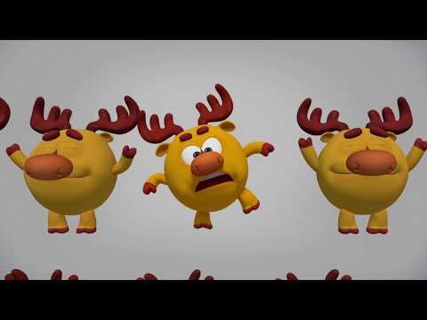 Пин-код - Танец дружбы [HD] (Смешарики - познавательные мультики для детей)