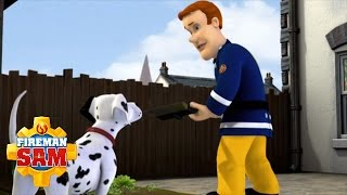 fireman sam official penny and elvis to the rescue