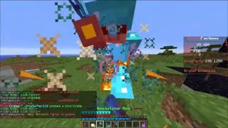 Factions #61 MY FIRST DEATH! OP enchants fighting! SWEET REVENGE! w/ GamingForBuzz