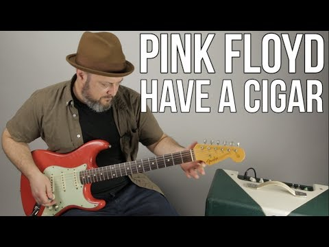 Pink Floyd Have a Cigar Guitar Lesson