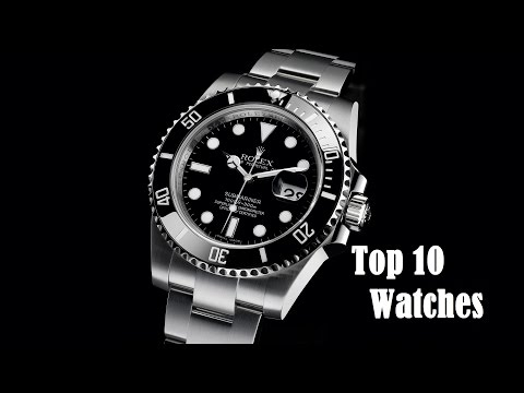 Top 10 Most Luxurious Men's Watches In The World 2015