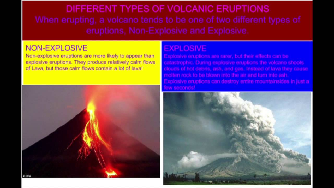 essay on different types of volcanoes Volcanoes essay examples a study on the different types of volcanoes 1,132 words 3 pages an analysis of different types of volcano and its role in earth 446.