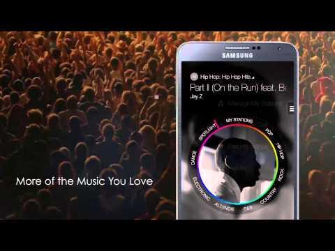 Samsung - Milk Music