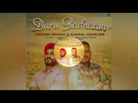 Daru Badnaam Dj Mix Pintu Latest Punjabi Song 123dj song