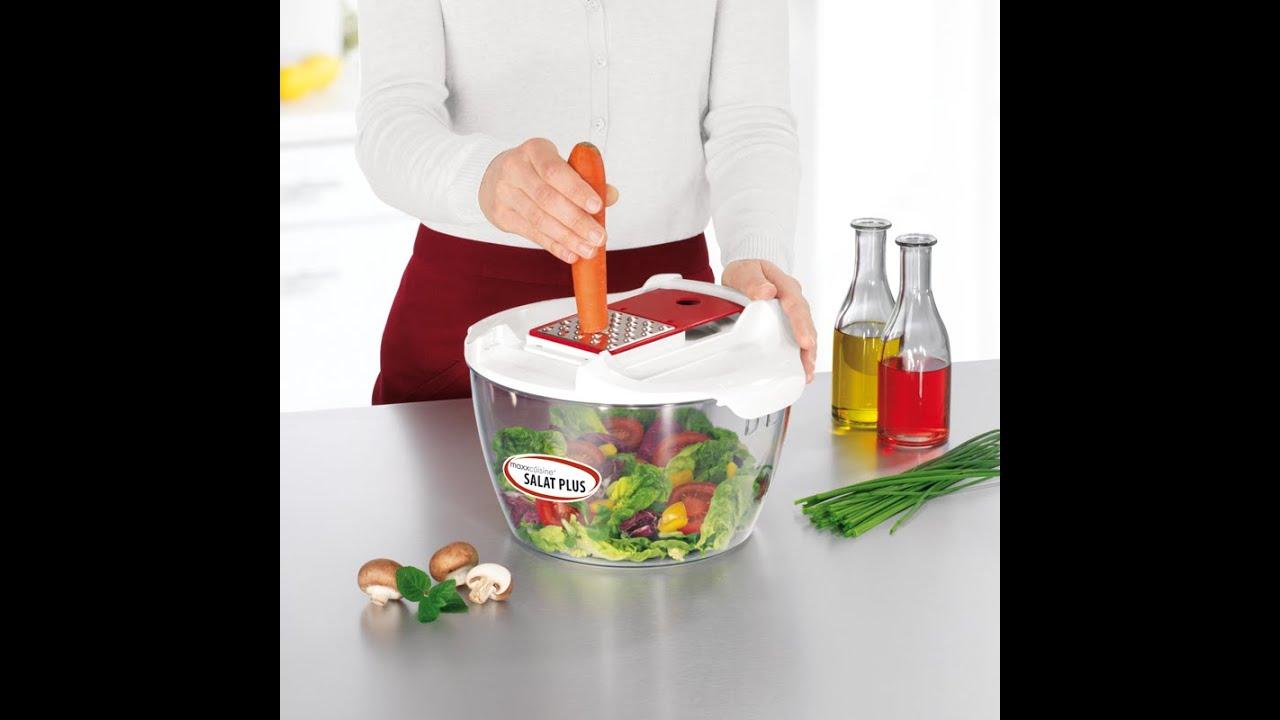 Gourmetmaxx Salat Plus 02718 Maxx World De Youtube