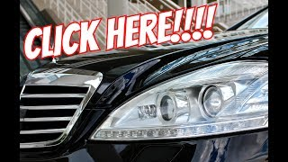 Mercedes-Benz S63 AMG 2011 Videos