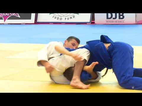 Cadet European Judo Cup 2018 - Tag 1