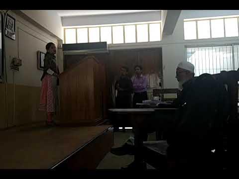 Masud Sir Presentation।  Department of Finance। University of Dhaka