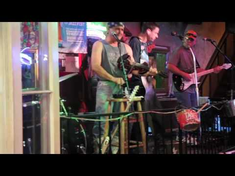 Cajun Zydeco Music from New Orleans, Bourbon street