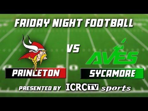 OHSAA Football - Sycamore Aves @ Princeton Vikings