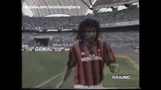 Serie A 1991/1992 | Juventus vs AC Milan  1-1 | 1991.09.15