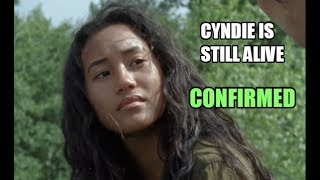 The Walking Dead Season 9 - Cyndie And The Oceanside People Are ALIVE - Confirmed!