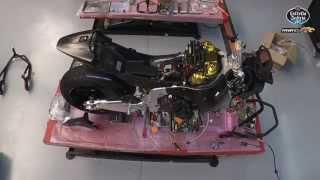 Building Alex Marquez's Kalex Moto2 bike