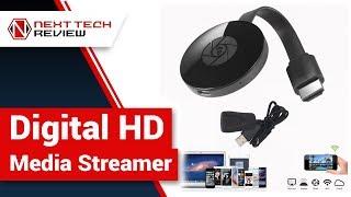 Digital HD Media Streamer Product Review  – NTR