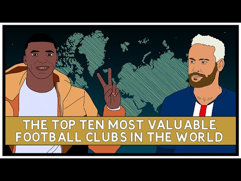 Tifo Football: The Top 10 Most Valuable Football Clubs In The World
