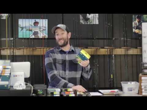 Selecting A Sinking Fly Line
