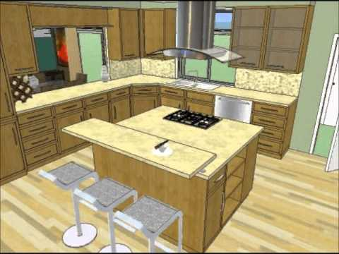 Sketchup interior design 3d model