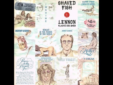#9 Dream | John Lennon | Shaved Fish | 1975 Apple LP
