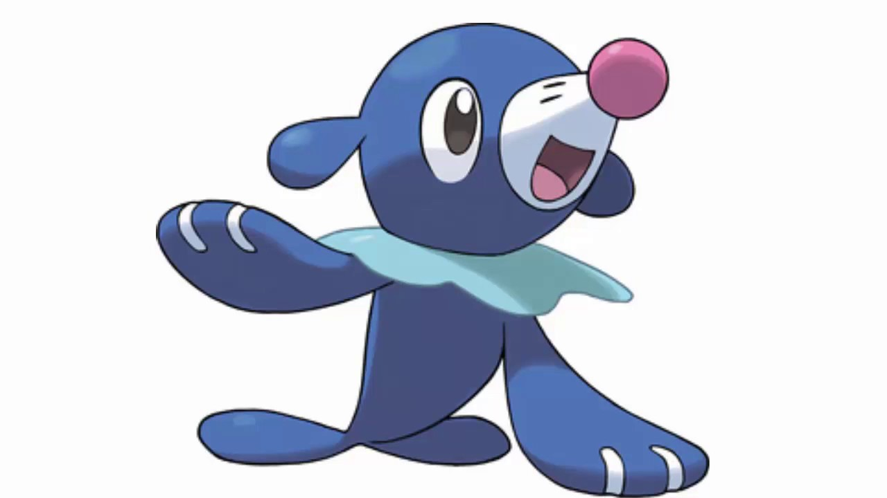 Pokemon Cries Popplio Brionne Primarina Youtube