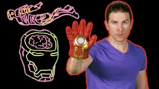 Can Iron Man Ever Be Knocked Out? (Because Science w/ Kyle Hill)