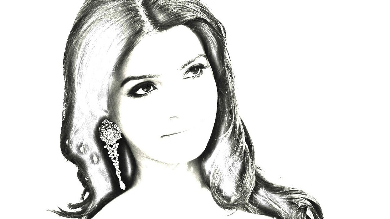 How to Create Pencil drawing effect in adobe Photoshop cs5
