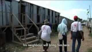 Haiti - förebyggande åtgärder och information om kolera