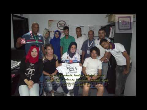 seance  radio avec equipe algerie