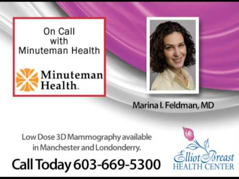 On Call with Scott Colby and Dr. Marina Feldman of Elliot Breast Health Center