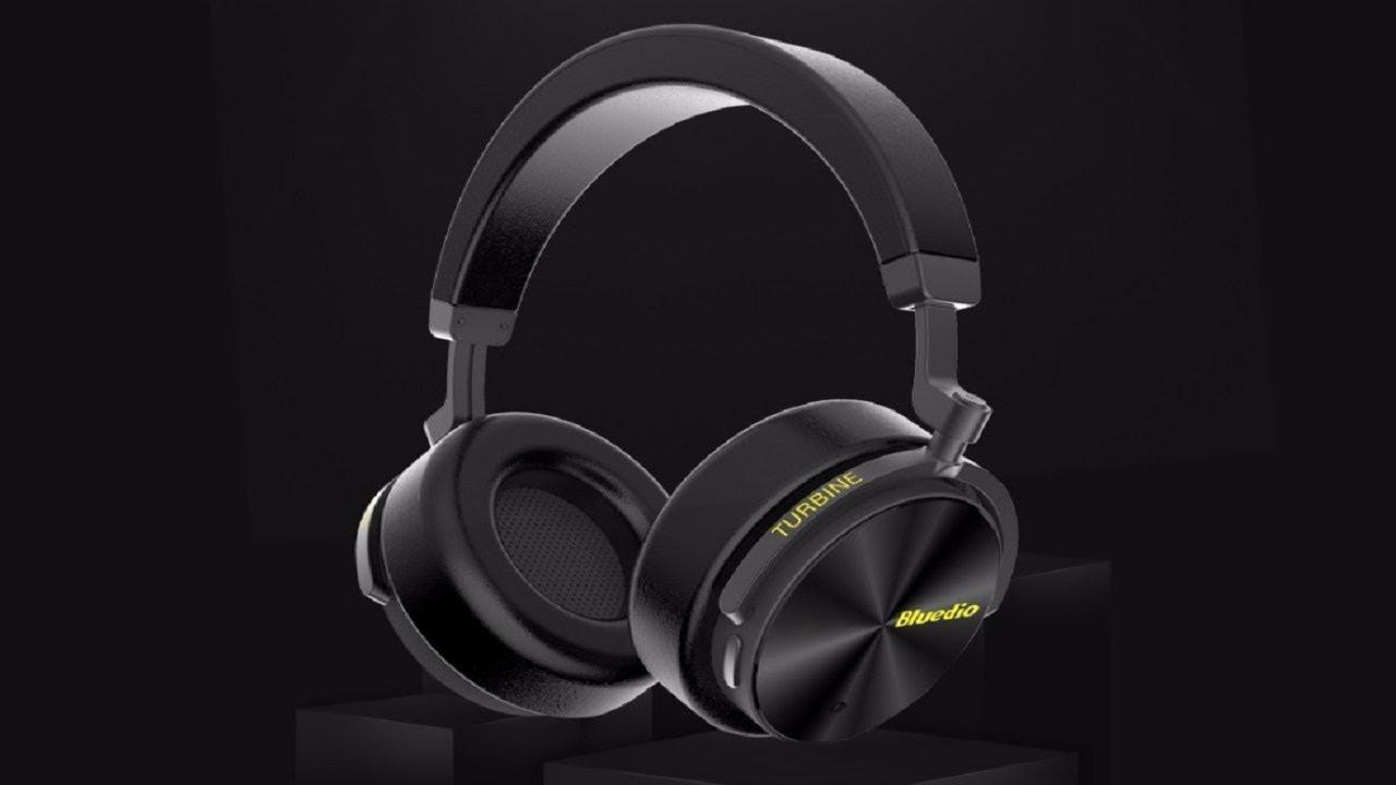 Подробный обзор <b>Bluedio T5</b> / Review headphone <b>Bluedio T5</b> ...