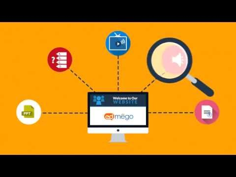 Edmego's E-learning - Course Builder  - Learning Management System