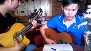 Mãi mãi một tình yêu - Hòa tấu guitar (Tập đàn)