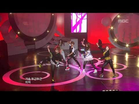 FX  NU ABO, 에프엑스  누 예삐오, Music Core 20100522