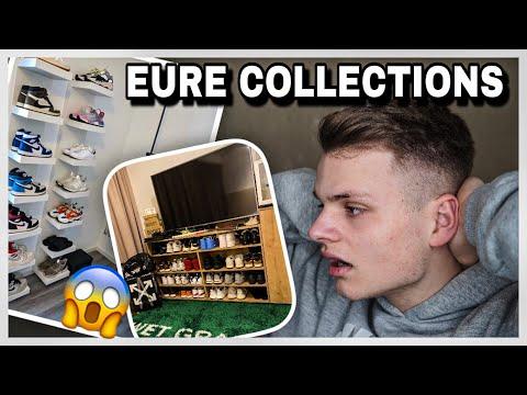 DIE 20.000€ SNEAKER SAMMLUNG😱🔥 | J A N