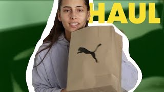 HAUL Soldes 2018 /TRY-ON/ Puma - Ralp Lauren - Mango etc.