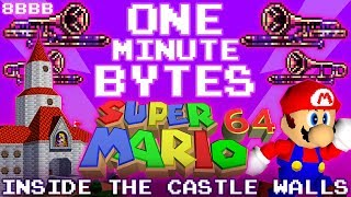 Inside the Castle Walls - One Minute Bytes #10 (The 8-Bit Big Band)