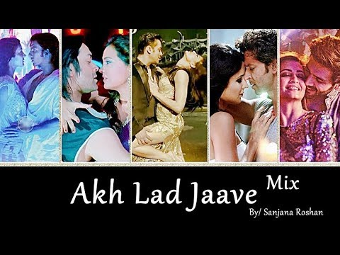 Akh Lad Jaave - Mix | Bollywood Multifandom VM | Asees Kaur, Jubin Nautiyal And Badshah