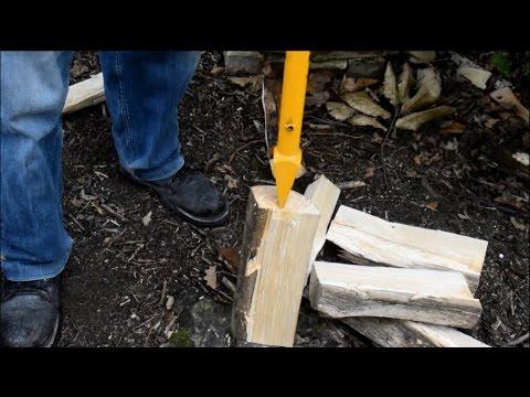 Logmatic 250 Log Splitter Review