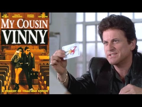 my cousin vinny card trick