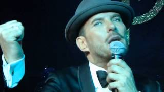 I Owe You Nothing! Matt Goss @ Cafe de Paris - 8 October 2013