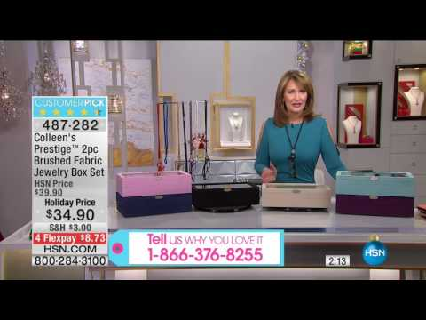 HSN | Designer Gallery Jewelry Gifts with Colleen Lopez 12.06.2016 - 01 PM