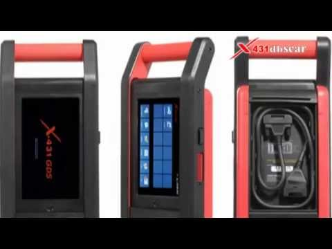 LAUNCH X431 GDS Diesel And Gasoline 2 In 1 Car / Truck Diagnostic Tool X-431 GDS Heavy Duty