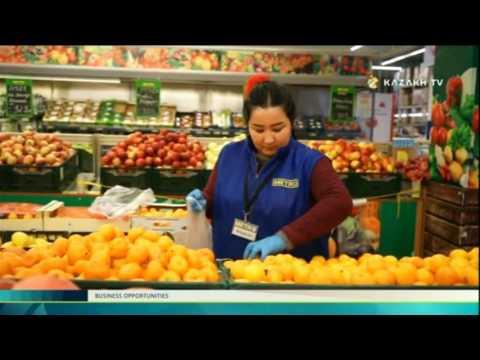 Business opportunities №10 (09.01.2017) - Kazakh TV